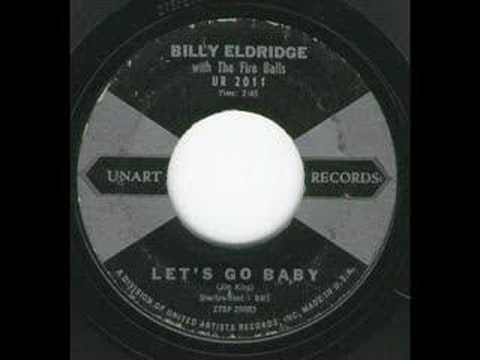 Billy Eldridge - Let´s Go Baby