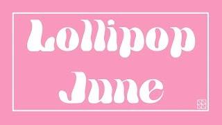 Gambar cover Lollipop June (speedart/timelapse)
