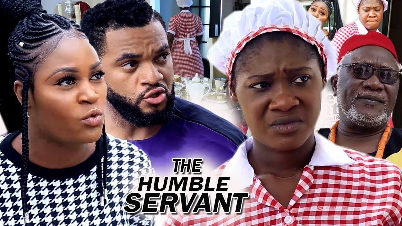Download THE HUMBLE SERVANT SEASON 3&4 - Mercy Johnson 2018 Latest Nigerian Nollywood Movie Full HD