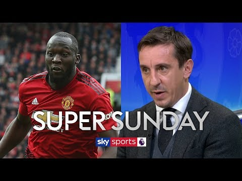 Gary Neville questions Man United players' fitness levels   Super Sunday