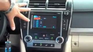 2012 Toyota Camry LE Interior Greensboro, High Point, Winston Salem NC