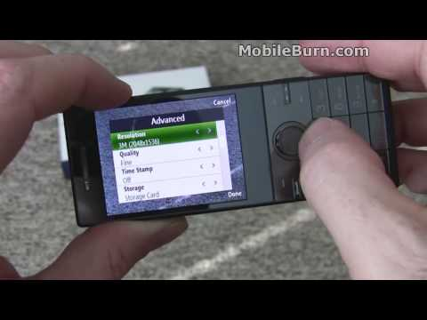 HTC S740 Review - Part 3 of 3 (in HD) - Camera and Conclusion