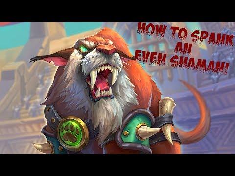 [PopBot] How To Spank An Even Shaman! ᕦ(òᴥó)ᕥ