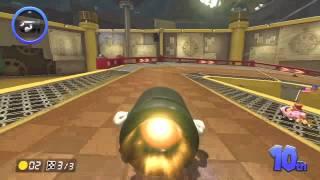 Mario Kart 8 - Online Races 21: Team Race Time!