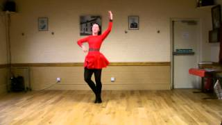 Highland choreography to wake me up / Red hot Chilli  pipers