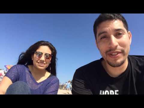 Santa Monica Beach Live