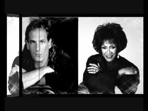 Michael Bolton & Patti LaBelle *Were Not Making Love Anymore*  DWarren
