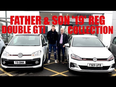 FATHER  & SON NEW '19 REG'' GTI COLLECTION!!