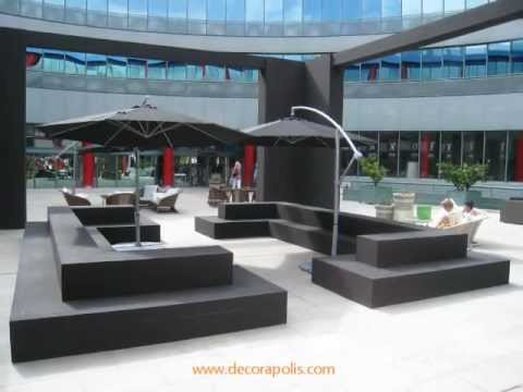 Muebles para terraza y jard n feria intergift madrid 2011 for Muebles terraza outlet
