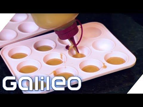 Die besten Snacks selber machen - so geht's!   Galileo   ProSieben