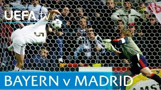 Ronaldo, Ribéry, Zidane: Bayern v Real Madrid goals