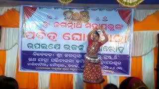Jhuli jhuli asuchhe re kalamohan , Samblapuri dance by Divya Dash