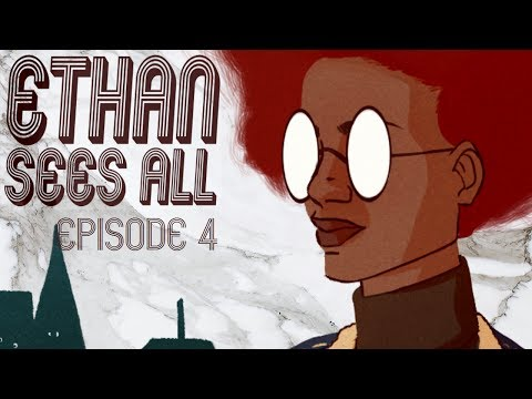 (Ashe Podcasts) Ethan Sees All / Episode 4: Taken For Granite!