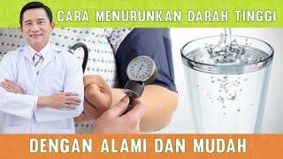 Penderita Hipertensi Harus Tau Nih! Cara Mudah Menurunkan Darah Tinggi Secara Alami!