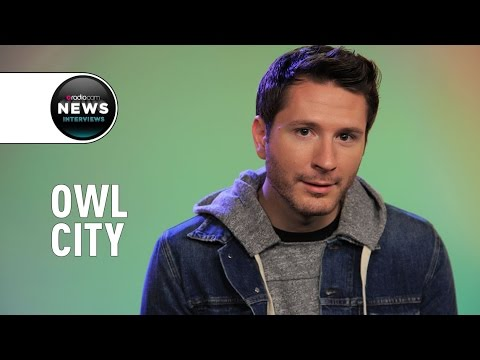 "Adam Young of Owl City Talks ""I Found Love"" and ""Thunderstruck"""
