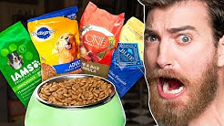 Best Dog Food Taste Test