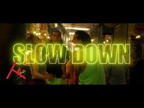 DIMITRI VEGAS & LIKE MIKE X QUINTINO - SLOW DOWN (FEAT. BOEF, RONNIE FLEX, ALI B & I AM AISHA)
