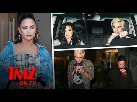 Demi Lovato Out Of Rehab And Doing Well! | TMZ TV Mp3