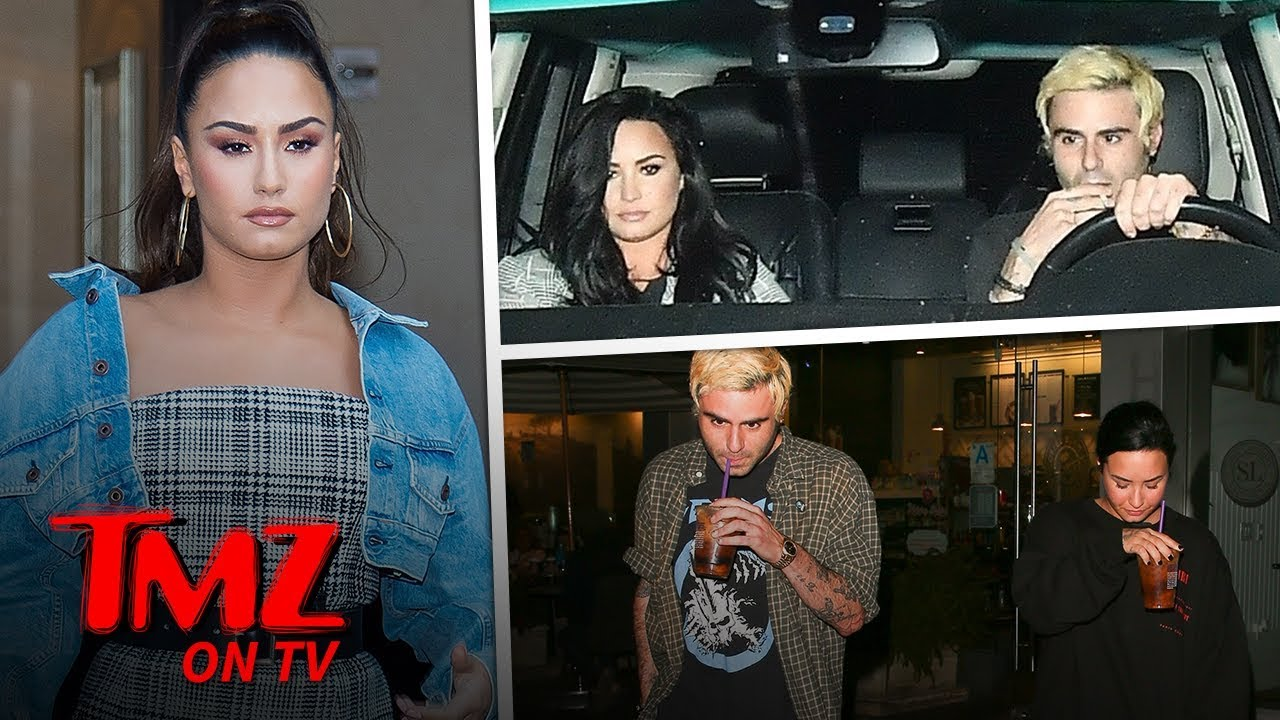 Demi Lovato Out Of Rehab And Doing Well! | TMZ TV