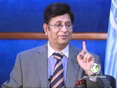 Global Roundtable - GFDD and Dr. A. K. Abdul Momen (Permanent Representative of Bangladesh)