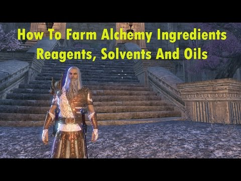 ESO: How To Farm Alchemy Ingredients