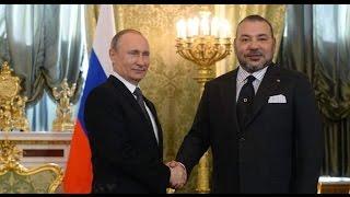 عقيل صالح تقرير زيارة ملك المغرب الى روسيا