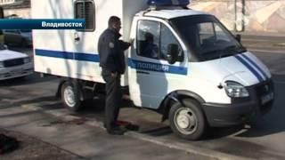 Во Владивостоке заключенный убил полицейского и сбежал из под конвоя