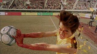 """Финальная битва ч.1 """"Убойный футбол"""" отрывок из фильма"""