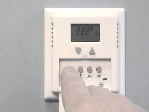 Termostat BMR VTM3000