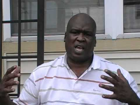 Buster Douglas Part 1 Interview 2009 - A Fight For Life!