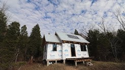 Installing Solar in a Small Off Grid Cabin II