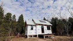 Installing Solar in a Small Off Grid Cabin II