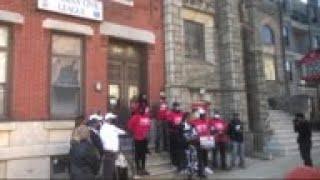 Black police reps upset by union Trump endorsement