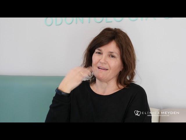 Clínica Meyden - Testimonio Implantes realizado por el Dr. José Antonio Atahonero