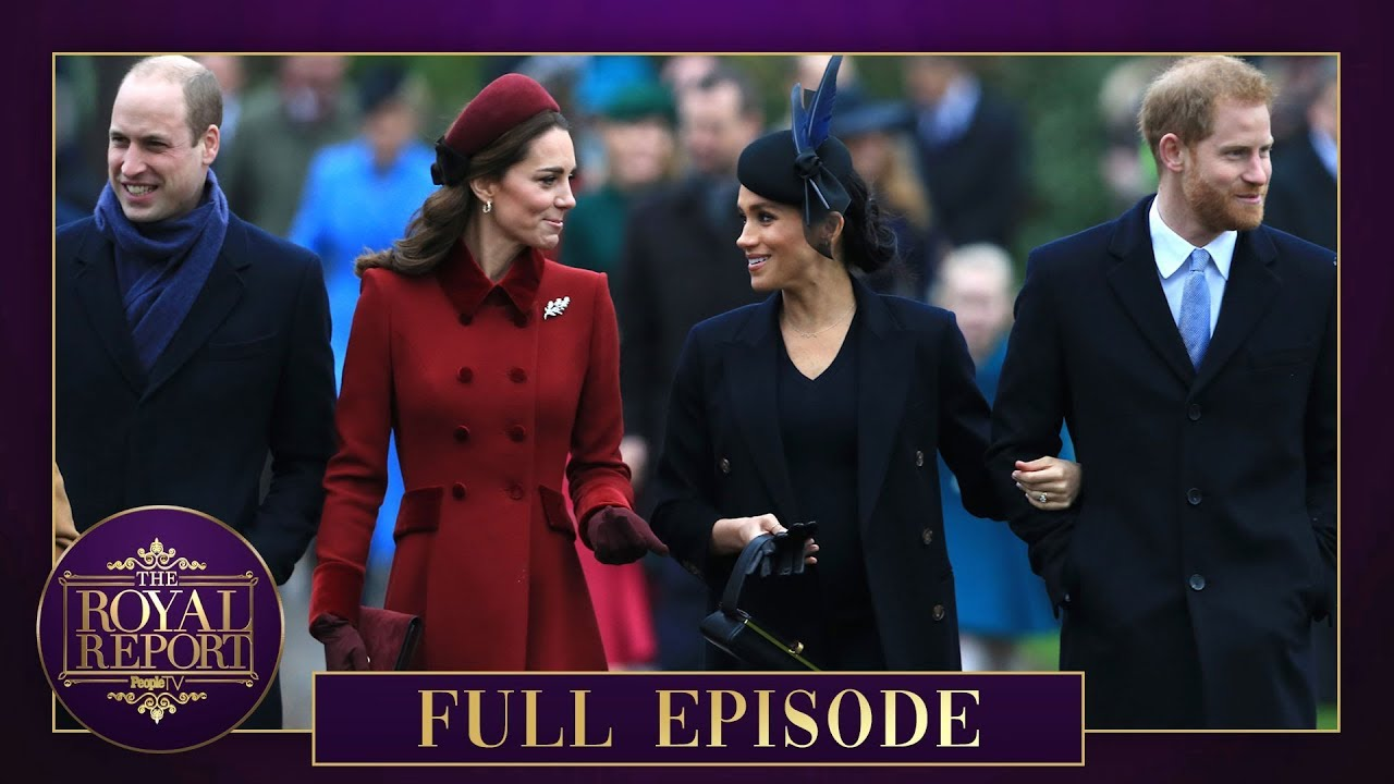 Royal Family Divided, Prince Andrew's Interview Over Epstein, & Breaking Down 'The Crown' | Peop