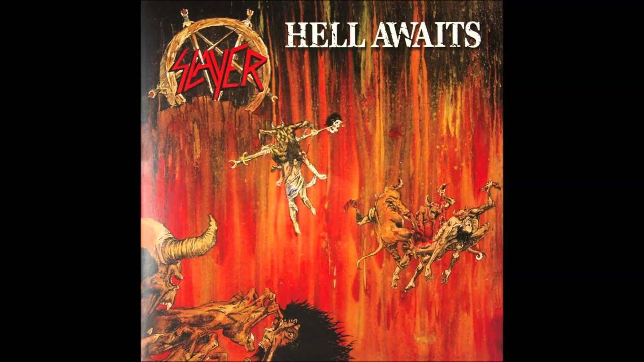 Slayer - Hell Awaits HQ - YouTube