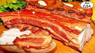 Запеченная свиная грудинка. Как вкусно запечь грудинку (блюда на Новый Год)
