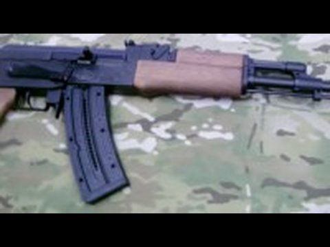 .22 caliber AK47