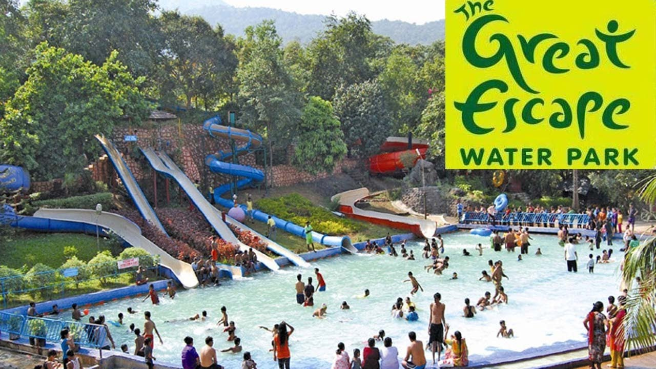 Great escape water park coupons