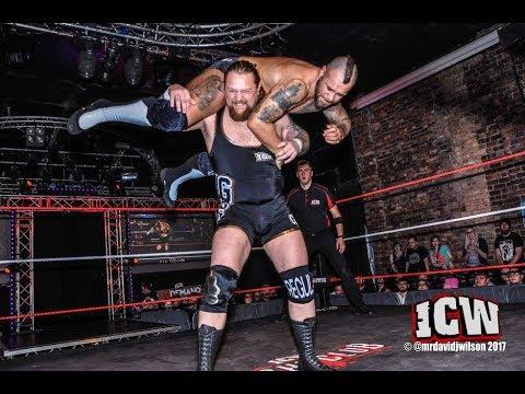 FULL MATCH: BT Gunn vs. Wolfgang - WWE UK Title #1 Contendership