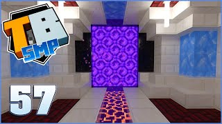 To the Nether!   Truly Bedrock Season 2 Episode 57   Minecraft Bedrock Edition