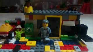 LEGO StopMotion