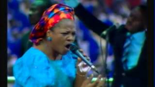 Funke Akinokun at RCCG Congress 2012 - Who You Are (Names of God)