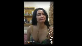 Video Tante Sisca Live IG Bikin Gak Tahan.. download MP3, 3GP, MP4, WEBM, AVI, FLV September 2018
