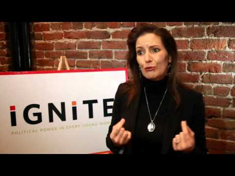 Oakland Mayor Libby Schaaf at IGNITE California Conference 2016