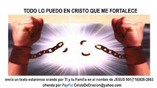 Oraciones de liberación espiritual