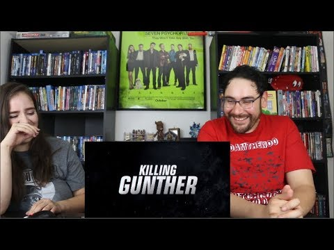 Killing Gunther - Official Trailer Reaction / Review