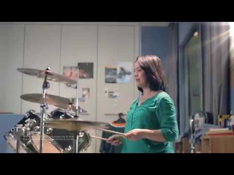 ANLENE – MOVE AS YOUNG AS YOU FEEL – DRUMMER (15S ENG)