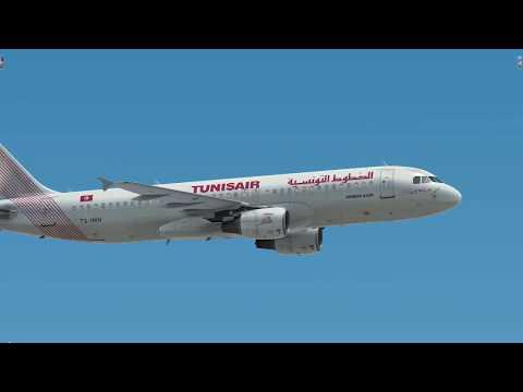 flight from Ouagadougou to Dakar via Niamey TUNISAIR