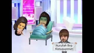 Solmaz - Nurullah - Kaan :) Part 7